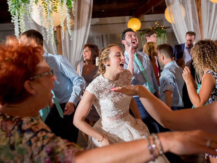 Tmx 1469721838033 Readingartworksweddingjennaandkevinsarahrachelphot Blandon, PA wedding dj