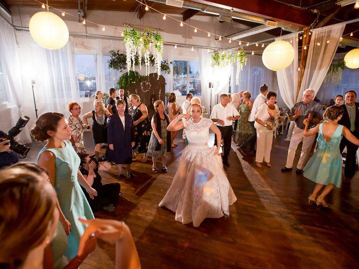 Tmx 1469721867446 Readingartworksweddingjennaandkevinsarahrachelphot Blandon, PA wedding dj