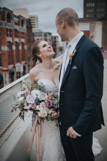 Look of love | Photo and floral by Whitney Nichols Photography