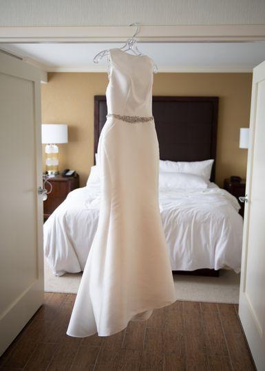 Wedding ceremony preparation
