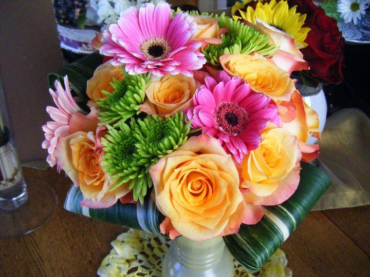 Tmx 1370196275589 20090106weddings0111 Lyons, WI wedding florist