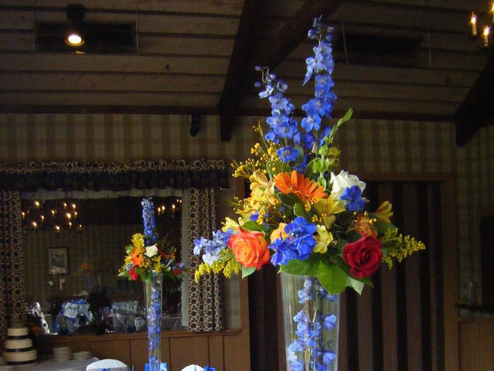 Tmx 1370196556412 20090817party0020 Lyons, WI wedding florist