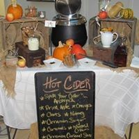 Tmx Autumn Beverage Bar Display 51 668948 1562171745 Severna Park, MD wedding catering
