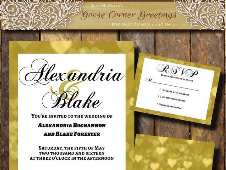Tmx 1444424833949 Shopbackground Scranton wedding invitation