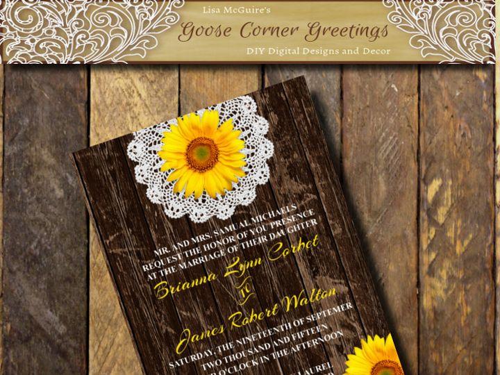 Tmx 1444424876443 Shopbackground Scranton wedding invitation