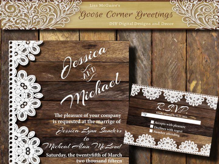 Tmx 1444424908195 Cover Scranton wedding invitation