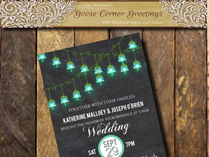 Tmx 1444424987367 Shopbackground Scranton wedding invitation