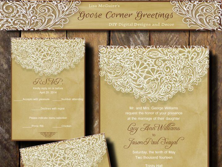 Tmx 1444425150957 Cover Scranton wedding invitation