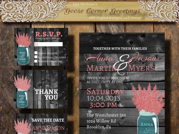 Tmx 1444425200223 Cover Scranton wedding invitation