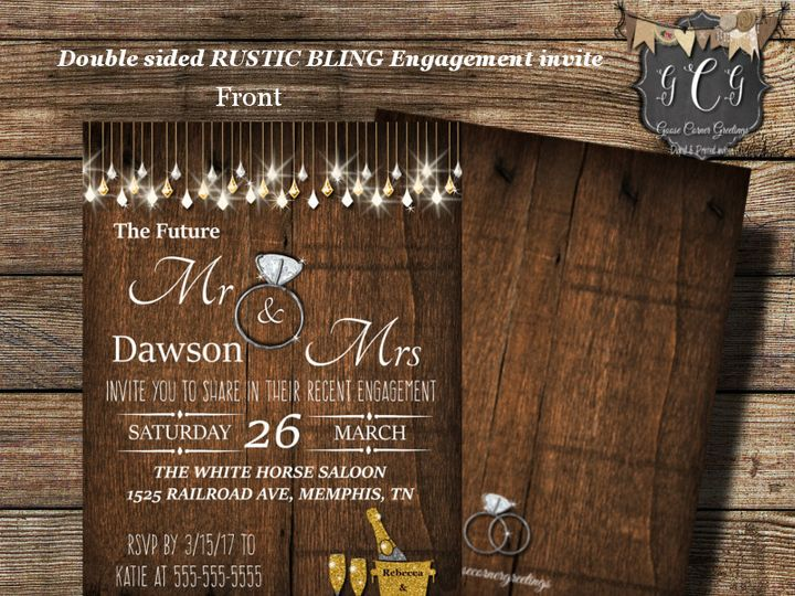 Tmx 1480261415185 Shopbackgroundwood Scranton wedding invitation