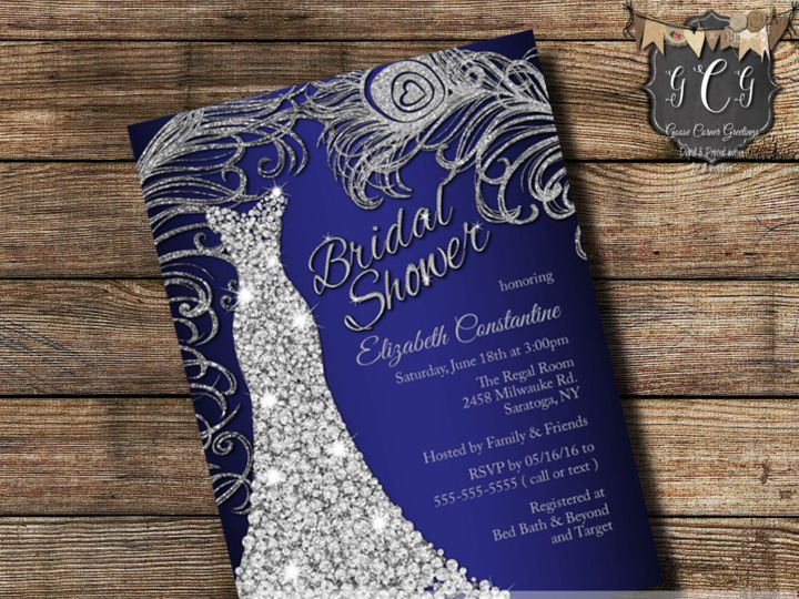 Tmx 1486487318090 Shopbackgroundwood Scranton wedding invitation