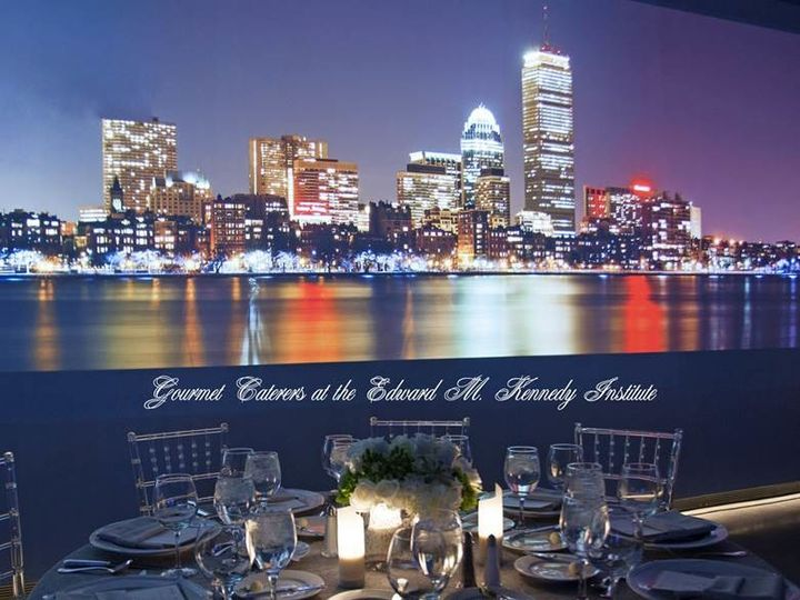 Tmx 1498665056086 Cityscape With Table Roslindale wedding catering