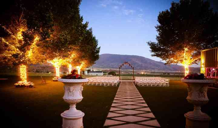 Rose Garden Estate Weddings