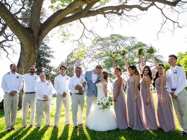 Tmx Tropical Maui Weddings 14 51 71058 Makawao, HI wedding planner