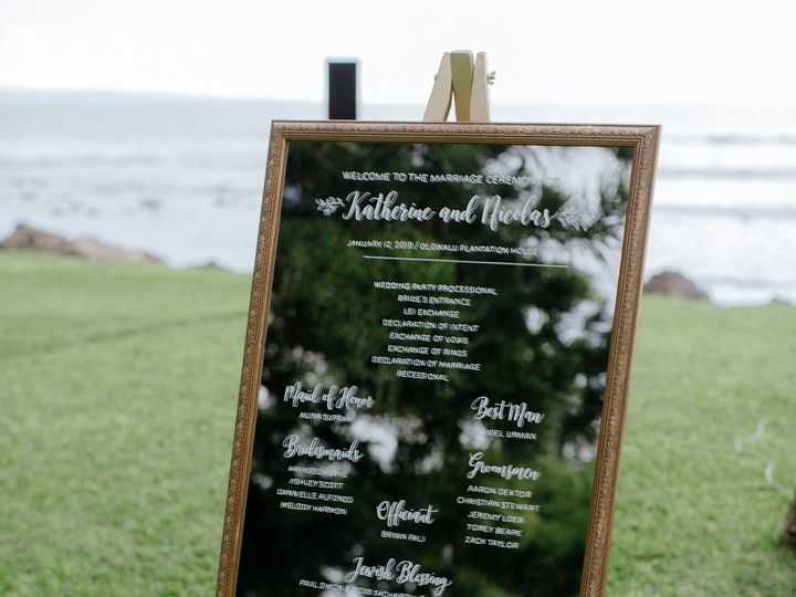 Tmx Tropical Maui Weddings 59 51 71058 Makawao, HI wedding planner