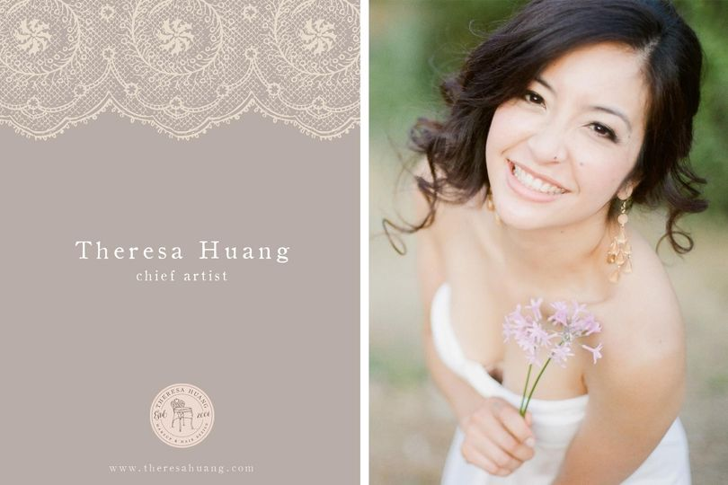 hair & makeup by: theresa huang | www.theresahuang.com  photography by: esther sun |...