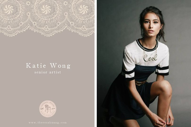 makeup by: katie wong | www.theresahuang.com  photography by: michelle kim photography |...