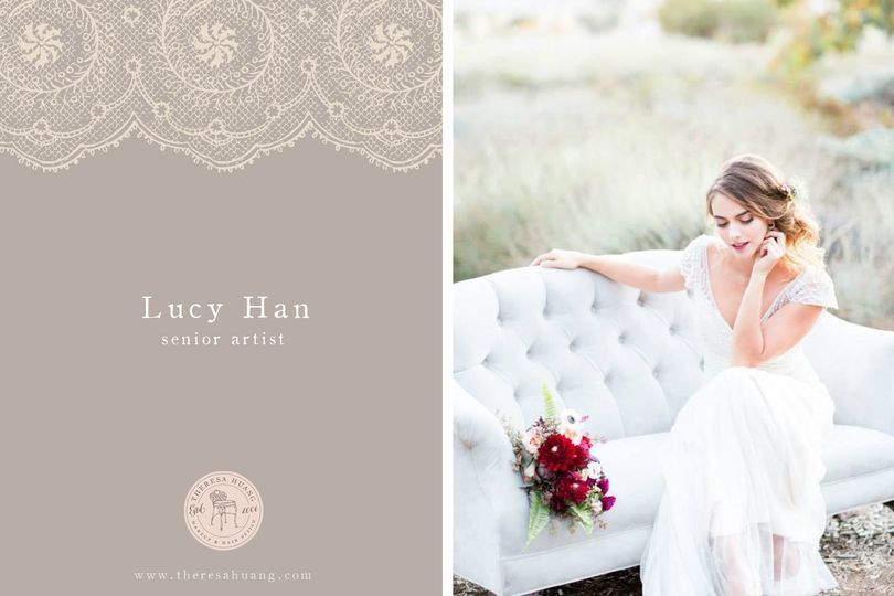 makeup by: lucy han | www.theresahuang.com  photography by: koman photography...