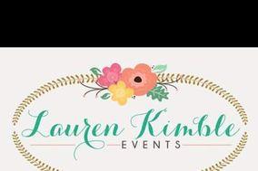 Lauren Kimble Events