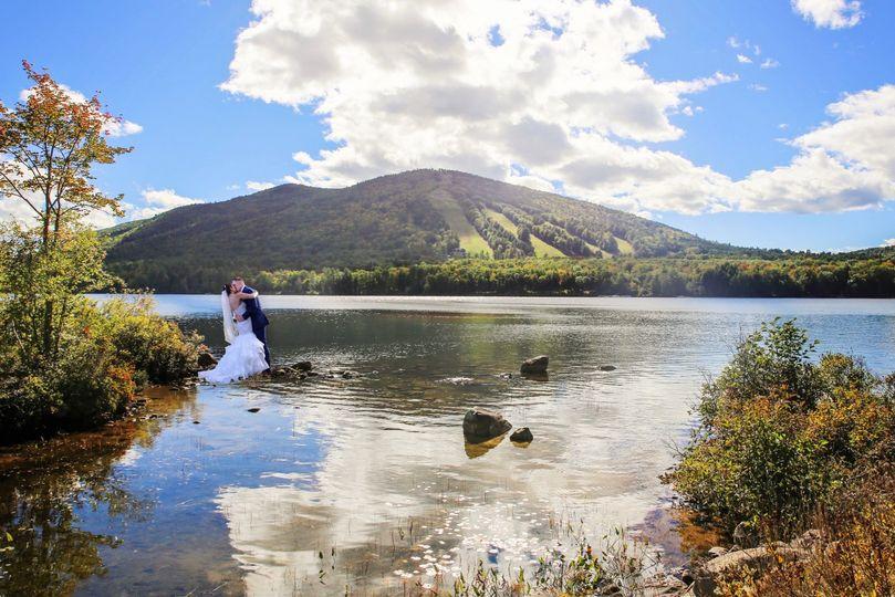 Shawnee Peak wedding