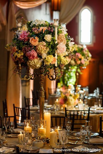 Neil Leeson Decor Floral Wedding Flowers Ohio Cleveland Erie And
