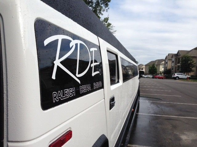 White ride