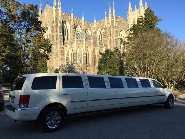 The Wolf Aspen SUV Limo
