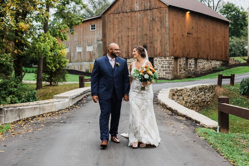 Symmetry Wedding