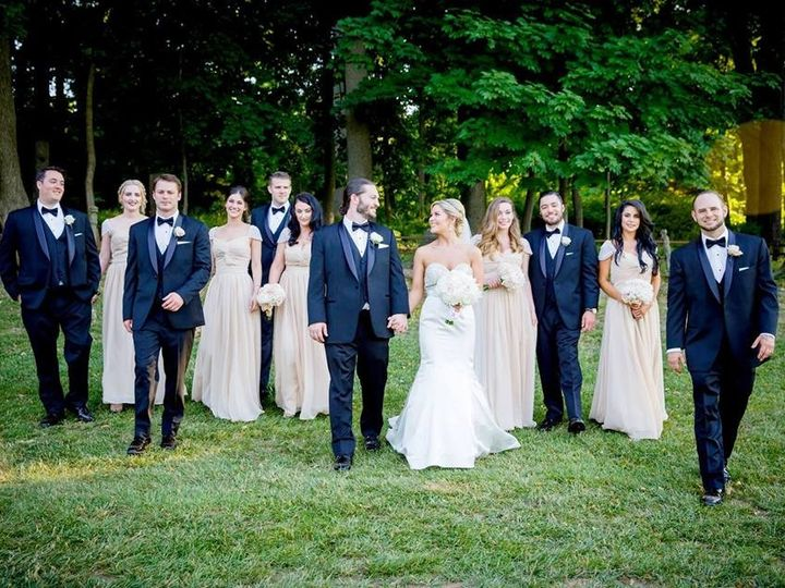 Tmx 1468526354256 Claudia And Party Pleasant Valley, New York wedding beauty