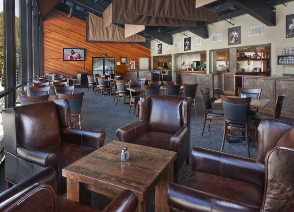 The Vertical Ballroom features panoramic views of the ski resort, built in bar and stage, and...