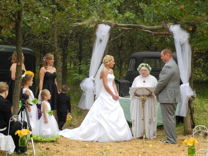 Wedding Officiant Dresses