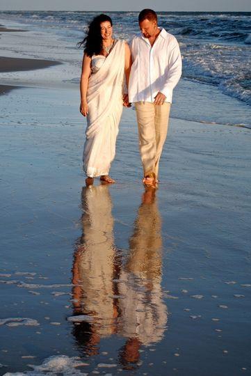Reflections at Cape San Blas