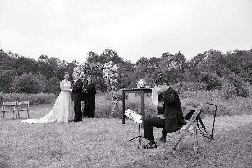 Wedding in Rehobath, Massachusetts