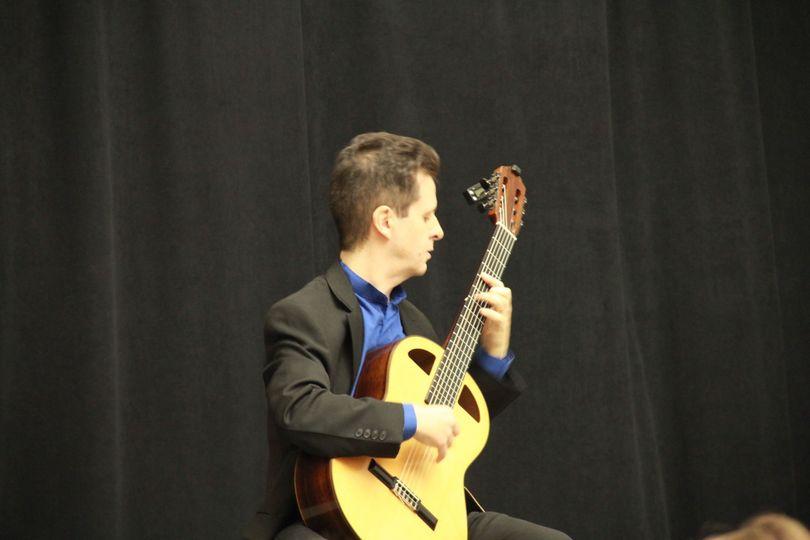 Scott Sanchez in Concert