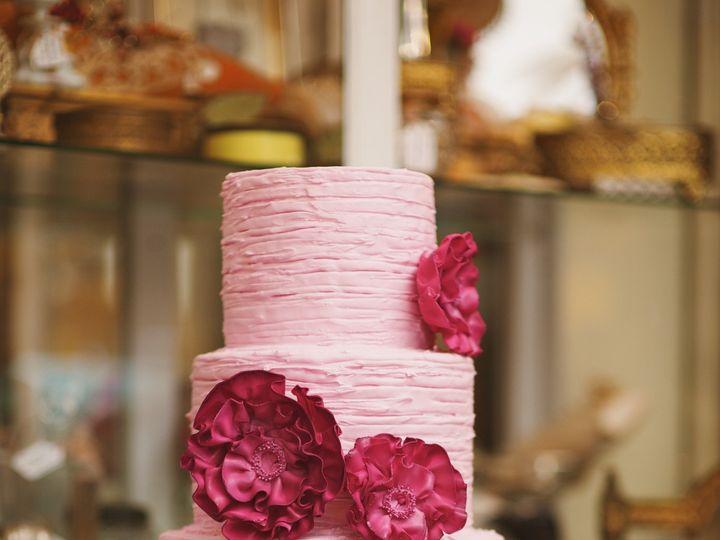 Tmx 1449875217935 Clarissa   Cake   Pink Fullerton wedding cake