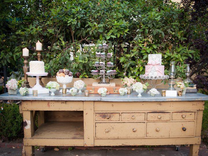 Tmx 1449875771709 Harper   Dessert Table Fullerton wedding cake