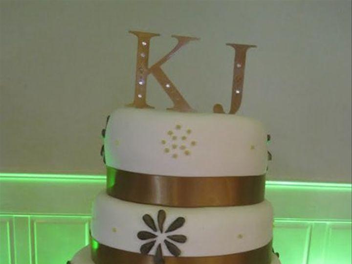 Tmx 1259898133750 Webphoto309 Linden wedding cake