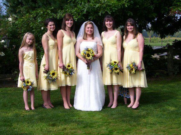 Tmx 1230514584937 BrideandBridesmiads Monroe wedding florist