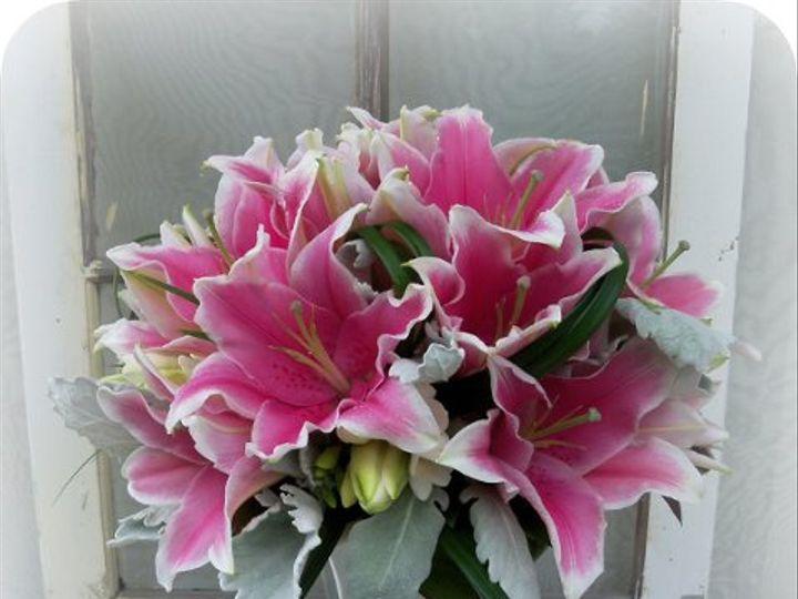 Tmx 1302185836263 MandisBouquet3 Monroe wedding florist