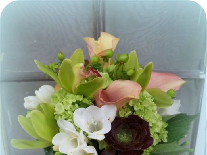 Tmx 1302185930185 FoxBridesmaid Monroe wedding florist
