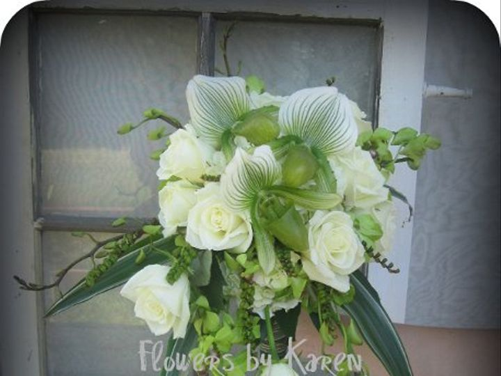 Tmx 1302185939545 Reneesbouquet.JPG Monroe wedding florist