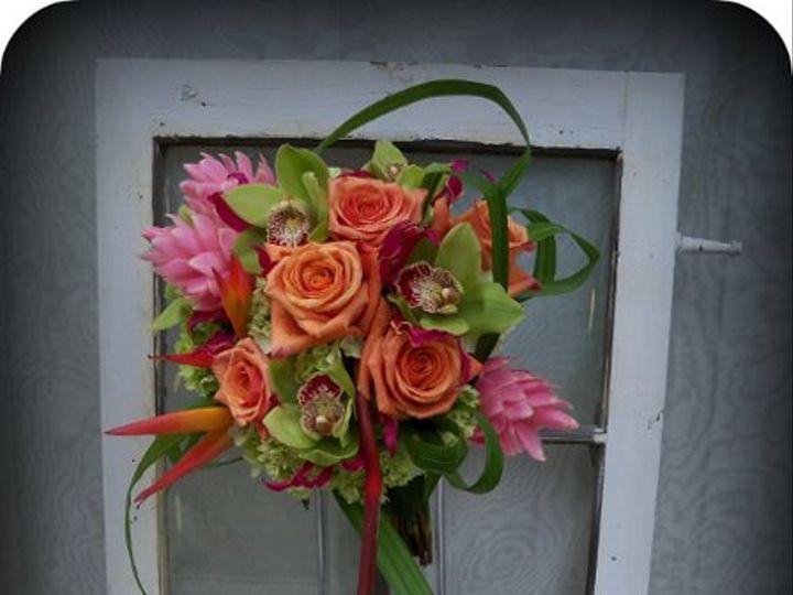 Tmx 1302186156263 SunnysBridalBouquet Monroe wedding florist