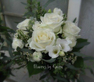 Tmx 1360333996361 RachelsBridesmaidBouquetweb Monroe wedding florist
