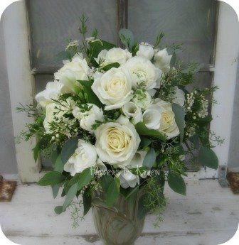Tmx 1360334019526 RachelsBridalBouquet Monroe wedding florist
