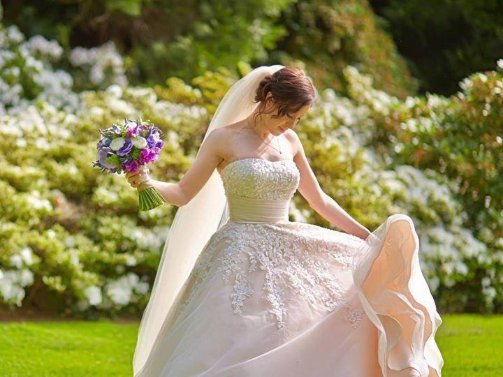 Tmx 1426370550674 Lacey Burwells Wedding Monroe wedding florist