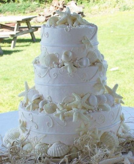 christina s sea shell cake