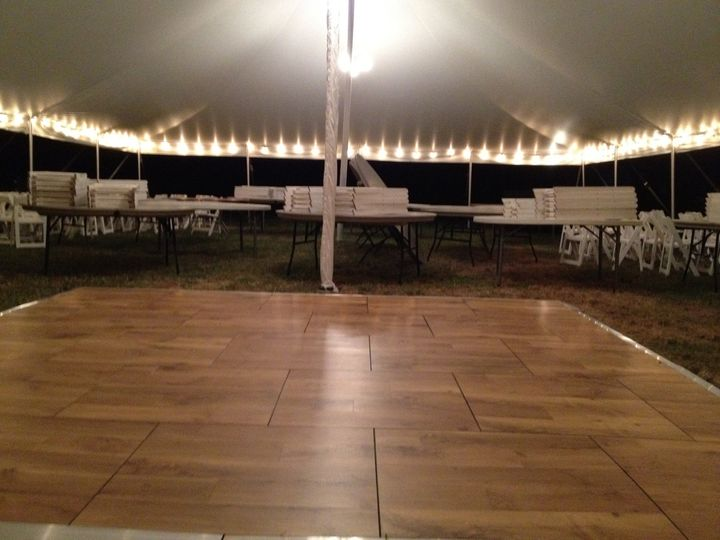 Tmx 1376884544030 40x60 Interior 15x15 Hard Floor  Lighting Mechanicsville wedding dj