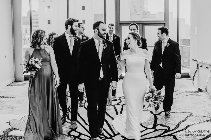 Wedding Party Ballroom