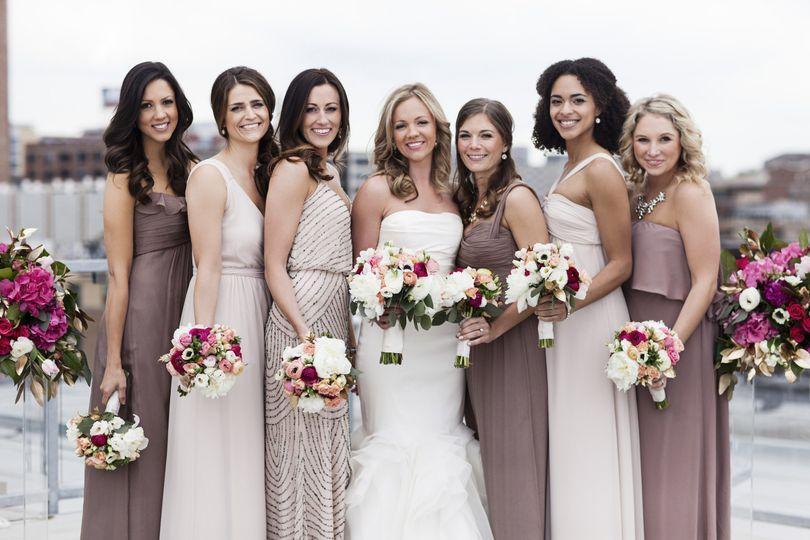 565f279b1 Bella Bridesmaids - Dress & Attire - Florham Park, NJ - WeddingWire
