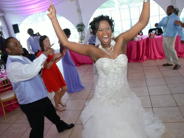 Tmx 1435030126582 Wedding Receptiondj Angie D Entertainment1 Washington wedding dj